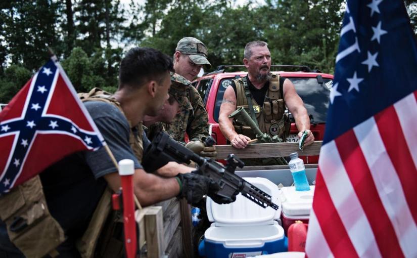 Usa, rischio di nuove violenze dopo l'assalto alCongresso